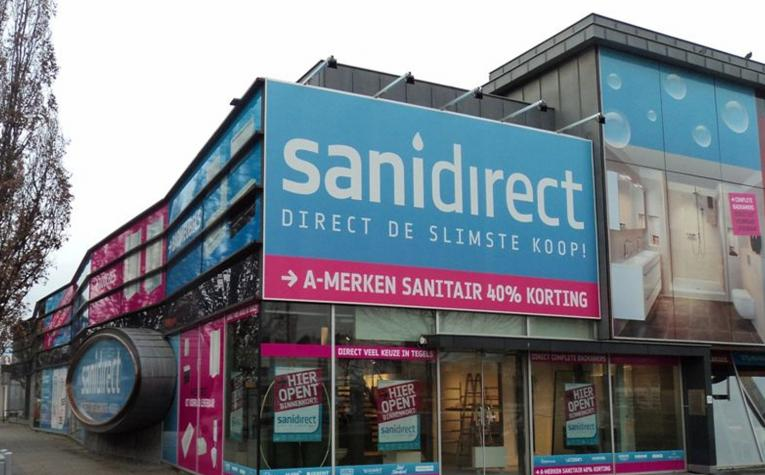 Complete Badkamer Utrecht : Sanidirect utrecht sanidirect