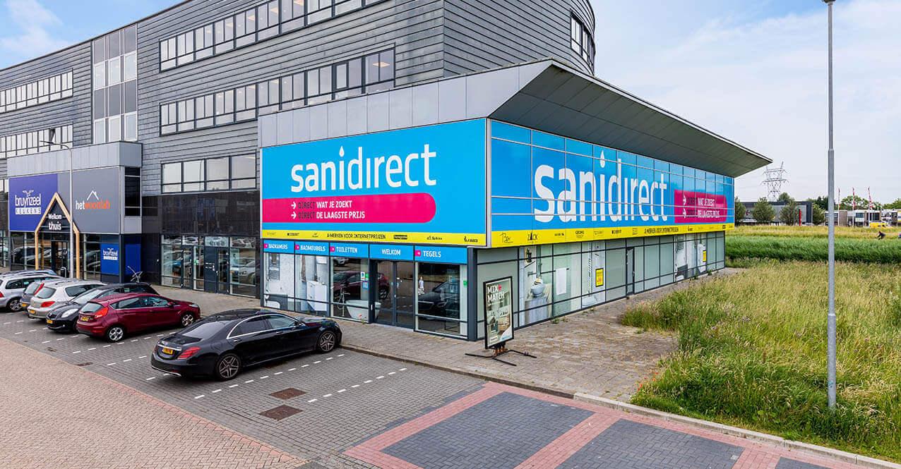 Badkamerwinkel Sanidirect Barendrecht