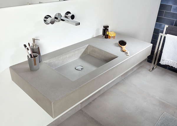 badkamer indeling Titan