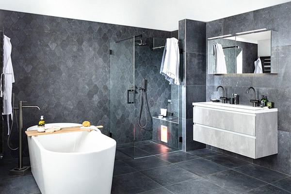 inrichting badkamer voorbeelden