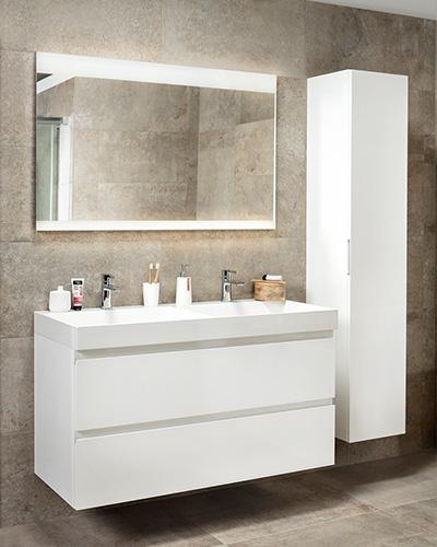 opbergruimte badkamer Corda