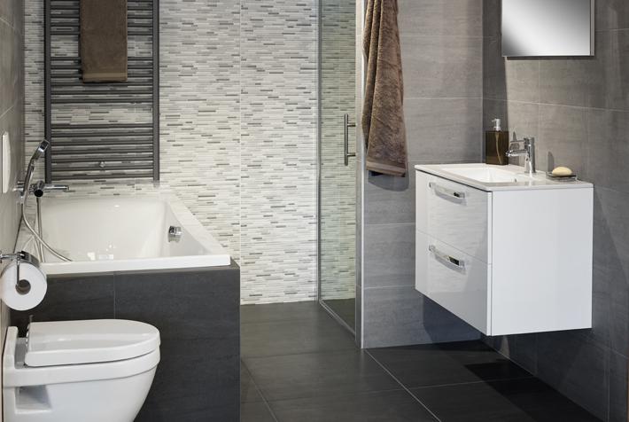 Complete Badkamer Kosten : Complete badkamer kopen sanidirect