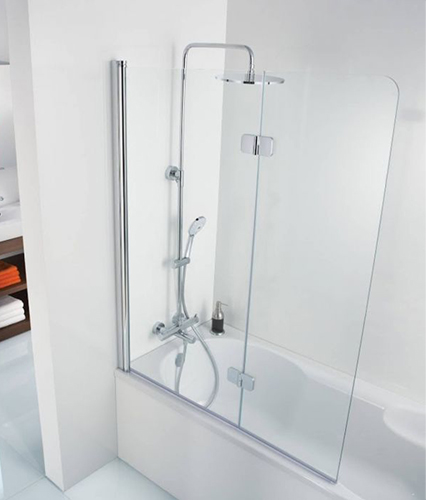 Hedendaags Tips voor een badkamer met bad én douche - Blog - Sanidirect GO-61