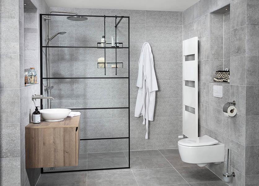 De mooiste badkamers al vanaf 2.495,-