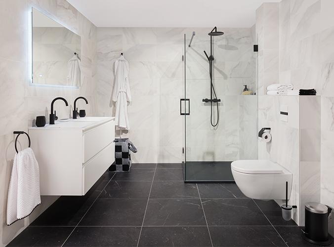 Nieuwe Badkamer Limburg : Sanidirect badkamers en sanitair sanidirect