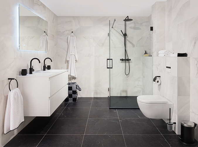 Tegels Badkamer Lelystad : Sanidirect badkamers en sanitair sanidirect